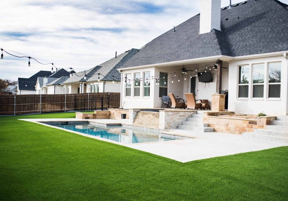 Pool Grass, Pool Surroundings, Fort Worth, Fake Grass, Artificial Grass